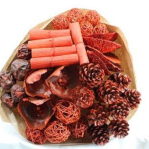 Glitter Dried Orange Mix x 40